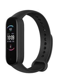Czarny zegarek Huami sportowy, cyfrowy