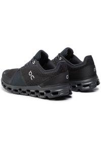Czarne buty do biegania On #7