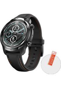 TICWATCH - Smartwatch TicWatch Pro 3 Czarny (ZEG-SMW-0106). Rodzaj zegarka: smartwatch. Kolor: czarny