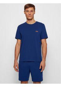 BOSS - Boss T-Shirt Mix&Match 50381904 Niebieski Regular Fit. Kolor: niebieski