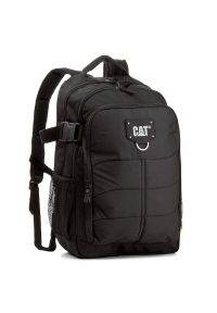 CATerpillar - Plecak CATERPILLAR - Backpack Extended 83 436-01 Czarny. Kolor: czarny. Materiał: materiał