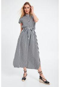 Bluzka Max Mara Beachwear elegancka, długa