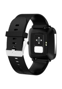 Czarny zegarek Bemi biznesowy