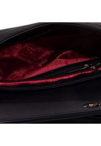 Czarna torebka klasyczna Love Moschino klasyczna
