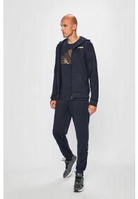 Niebieski komplet dresowy Adidas