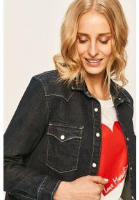 Levi's Made & Crafted - Koszula jeansowa. Okazja: na co dzień. Kolor: niebieski. Materiał: jeans. Styl: casual
