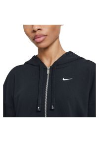 Bluza damska fitness Nike Get Fit DA0378. Typ kołnierza: kaptur. Materiał: dzianina, materiał, poliester. Technologia: Dri-Fit (Nike). Sport: fitness #4