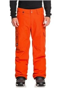 Quiksilver - QUIKSILVER Spodnie narciarskie męskie Porter. Sport: narciarstwo