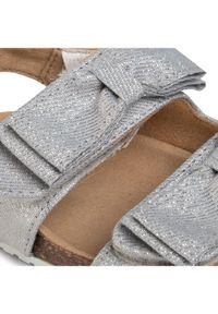 Srebrne sandały Mayoral