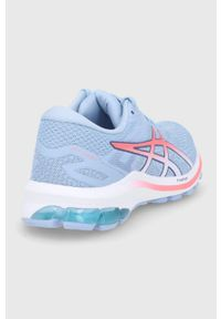 Asics - Buty GT-1000. Nosek buta: okrągły. Zapięcie: sznurówki. Kolor: niebieski