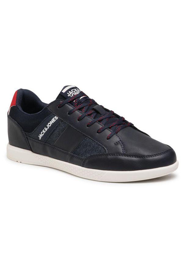 Jack & Jones - Jack&Jones Sneakersy Jfwbyson Pu Sport 12181822 Granatowy. Kolor: niebieski. Styl: sportowy