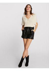 Czarna spódnica mini Morgan