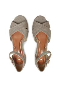 Szare sandały Wrangler