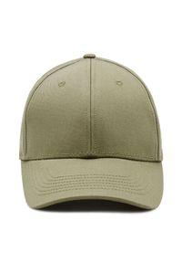 Zielona czapka z daszkiem Jack & Jones