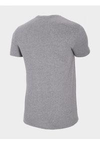 outhorn - T-shirt męski. Materiał: bawełna, poliester #4