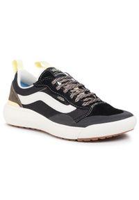 Vans - Sneakersy VANS - Ultrarange Exo Mt VN0A4UUPI281 (Mte) Black/Marshmallow. Okazja: na co dzień. Kolor: czarny. Materiał: zamsz, skóra, materiał. Szerokość cholewki: normalna. Sezon: lato. Styl: klasyczny, casual, sportowy