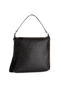 Czarna torebka klasyczna Pollini klasyczna