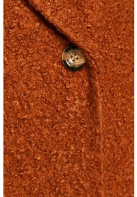 Brązowy płaszcz Haily's bez kaptura, klasyczny, na co dzień #6