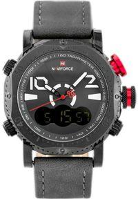 Szary zegarek Naviforce
