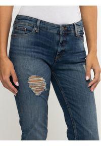 Armani Exchange Jeansy 6GYJ44 Y2MLZ 1500 Granatowy Relaxed Fit. Kolor: niebieski. Materiał: jeans