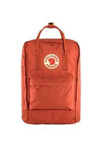 Czerwony plecak Fjällräven klasyczny