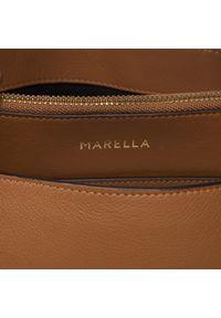 Brązowa torebka klasyczna Marella klasyczna