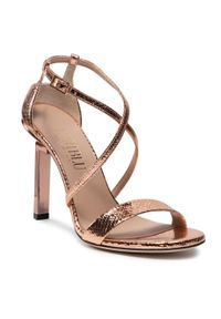 Różowe sandały Loriblu