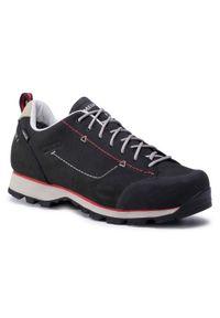 Czarne buty trekkingowe MEINDL Gore-Tex, trekkingowe