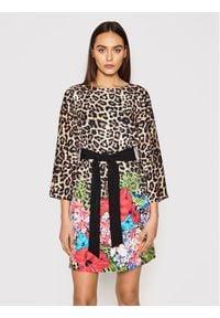 Marciano Guess Sukienka codzienna 1GG772 9549Z Kolorowy Regular Fit. Okazja: na co dzień. Wzór: kolorowy. Typ sukienki: proste. Styl: casual