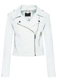 Biała kurtka przejściowa Guess
