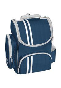 Niebieski plecak Titanum