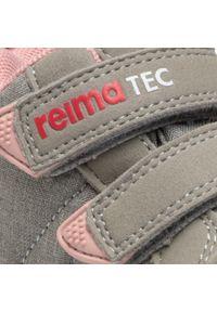 Reima - Trzewiki REIMA - Passo 569408F 9180. Kolor: szary. Materiał: materiał. Szerokość cholewki: normalna. Styl: młodzieżowy