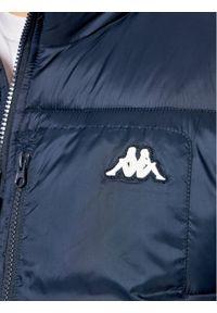 Niebieska kurtka puchowa Kappa