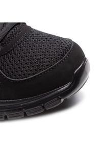 Czarne buty treningowe skechers