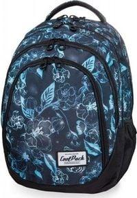 Patio Plecak szkolny Coolpack Cp niebieski. Kolor: niebieski