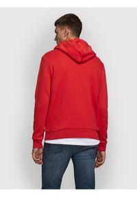 Jack & Jones - Jack&Jones Bluza Ecorp 12152840 Czerwony Regular Fit. Kolor: czerwony #5