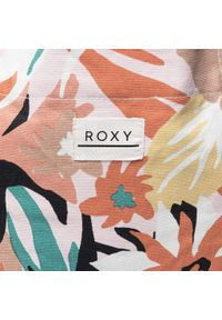 Pomarańczowa torba plażowa Roxy klasyczna