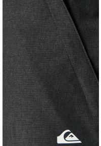 Szare spodnie Quiksilver casualowe, na co dzień