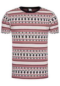 T-shirt HUF w kolorowe wzory