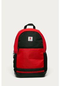 Czerwony plecak Element