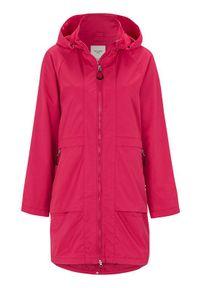 Cellbes Parka sportowa czerwonoróżowy female czerwony/różowy 34/36. Kolor: różowy, czerwony, wielokolorowy. Materiał: materiał. Długość rękawa: raglanowy rękaw. Styl: sportowy