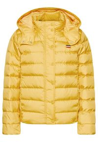 Levi's® Kurtka puchowa Core Down 22646-0003 Żółty Regular Fit. Kolor: żółty. Materiał: puch