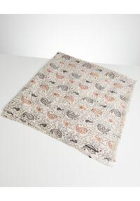 ISABEL MARANT - Wzorzysty szal z bawełny Nandiae. Kolor: beżowy. Materiał: bawełna. Wzór: paisley