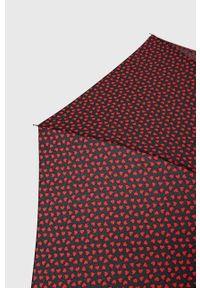 Answear Lab - Parasol. Kolor: czerwony