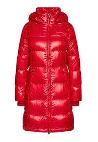Czerwona kurtka puchowa Calvin Klein