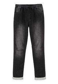 Czarne jeansy Cellbes