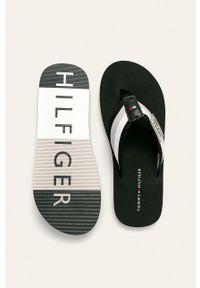 TOMMY HILFIGER - Tommy Hilfiger - Japonki. Kolor: czarny