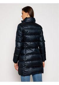 Czarny płaszcz zimowy Calvin Klein