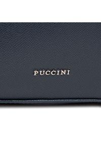 Niebieski plecak Puccini klasyczny