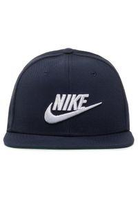 Niebieska czapka Nike